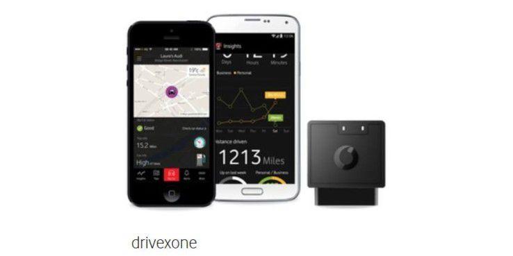 Mit Drivexone das Auto überwachen