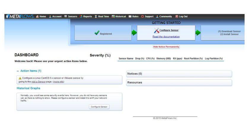 In den erweiterten Optionen können Administratoren im Webkonto bei Metaflows auch zahlreiche Einstellungen bezüglich der Botsuche vornehmen