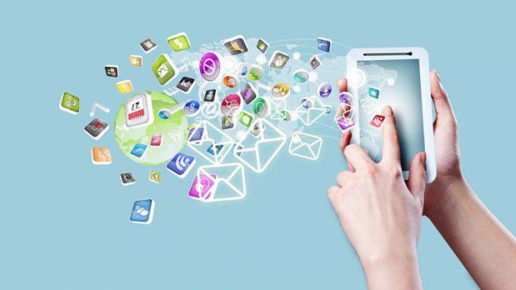 Der erste Eindruck entscheidet: Wenn Apps nicht so funktionieren wie erwartet werden sie sofort gelöscht.