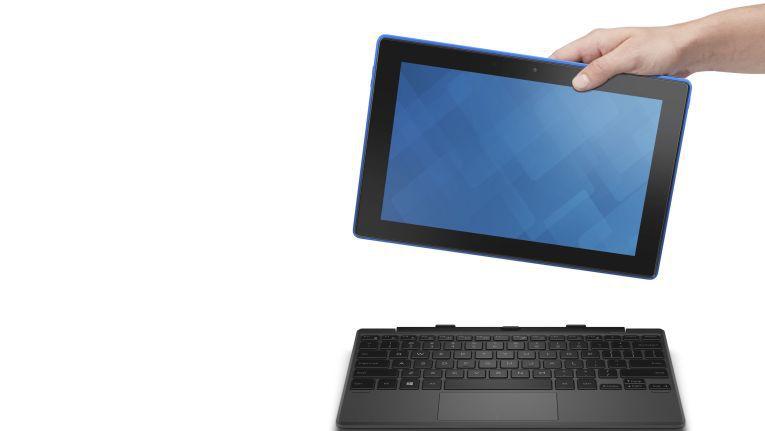 Spezielle Business-Tablets wie das Dell Venue 10 Pro bieten Datenverschlüsselung und lassen sich einfach in vorhandene IT-Umgebungen integrieren.