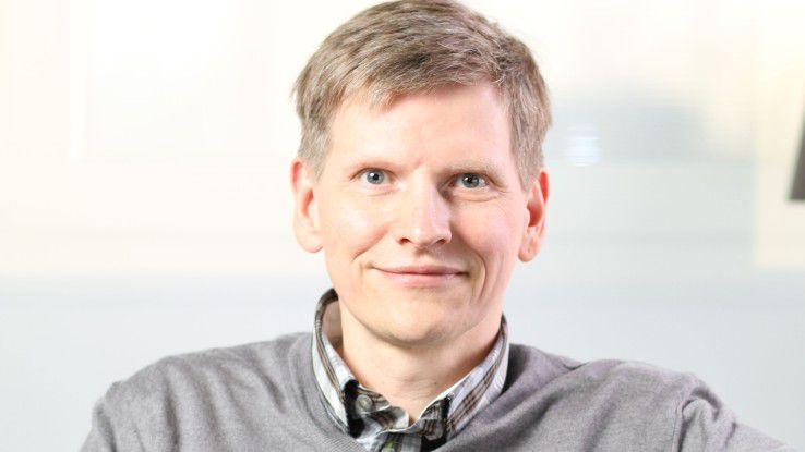 Frank Roebers, Geschäftsführer der iTeam Systemhauskooperation GmbH & Co. KG und Vorstandsvorsitzender der Synaxon AG
