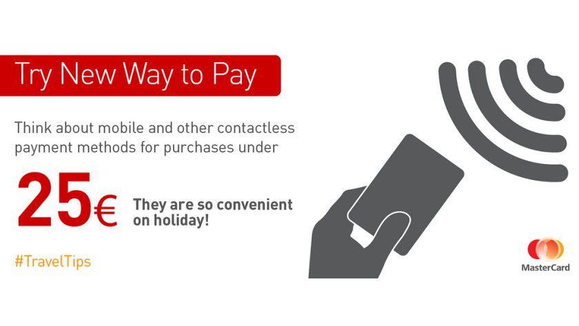 Das kontaktlose Bezahlen ist auf dem Vormarsch - von Deutschland einmal abgesehen.