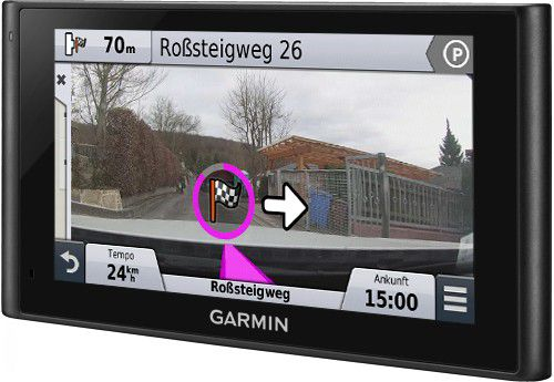 navi meets dashcam garmin n vicam im praxistest. Black Bedroom Furniture Sets. Home Design Ideas