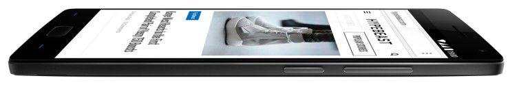 Das OnePlus 2 bietet für unter 400 Euro Features wie 5,5-Zoll-FullHD-Touchscreen, 13MP-Kamera oder den Octa-Core-Prozessor Snapdragon 810.