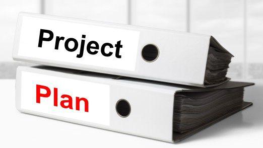 Bei Change-Projekten kommt wegen der angestrebten Veränderungsprozesse auf einen von A bis Z durchdachten Projektplan an.
