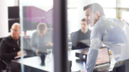 Techniker sollten in der Regel davon ausgehen, dass ihr Publikum nicht so viel über IT weiß wie sie und ihren Vortrag entsprechend gestalten.