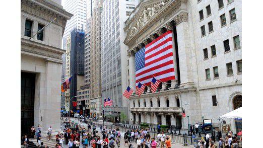 Werden die Finanz-Analysten der Wall Street bald durch Kollege Computer ersetzt?