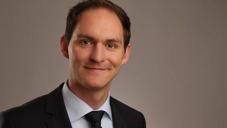 Florian Moser, verantwortlich für Business & Product Development der Fidor Bank