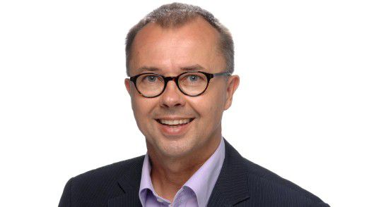 Autor Dr. Kurt Kruber, Leiter MIT (Medizintechnik und IT) am Klinikum der Universität München