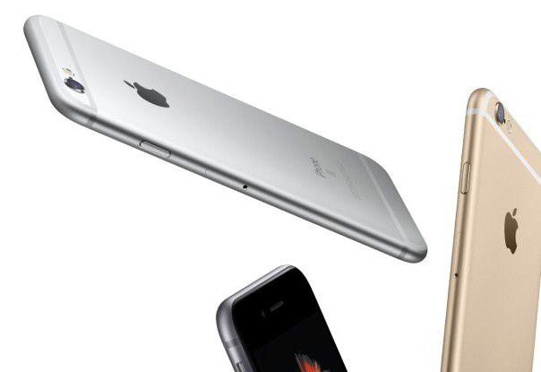 Apple iPhone 6S und iPhone 6S Plus