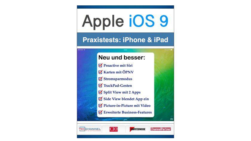 Lesen Sie in unserem eBook alles Wissenswerte über das neue iOS 9.