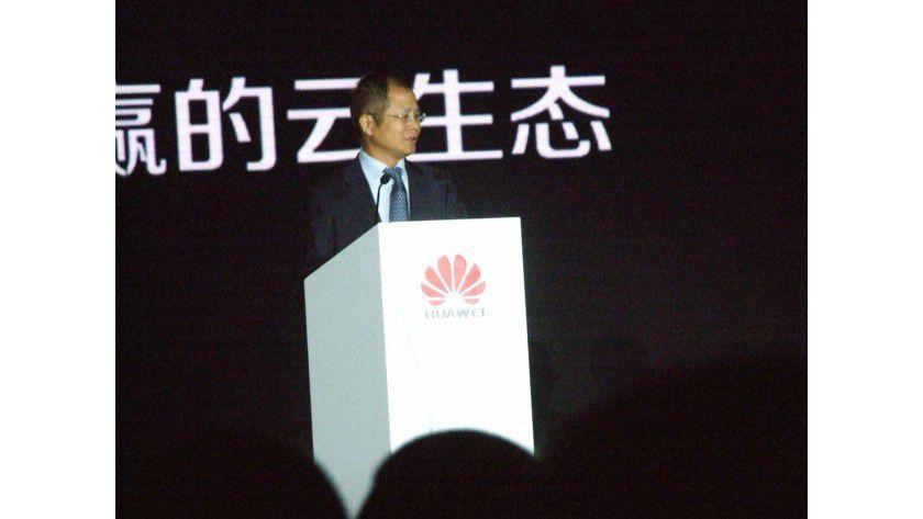 Huawei-Chairman und Rotating CEO Eric Xu