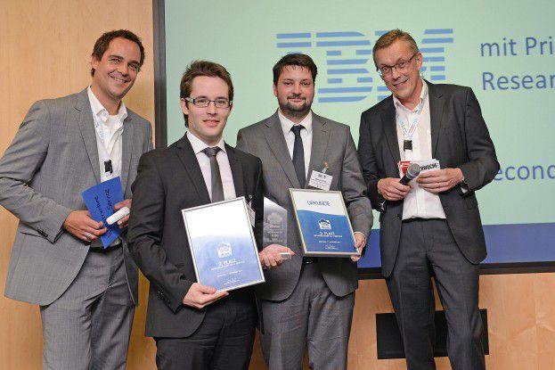 Für die Paarung IBM und Prime Research reichte es in der IaaS-Kategorie zu Platz 2.
