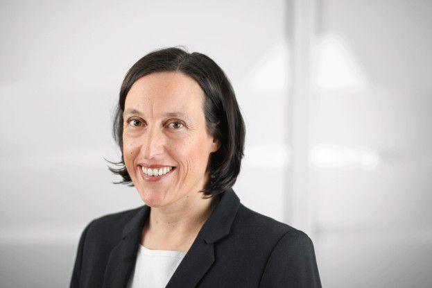 Susanne Dehmel, Geschäftsleiterin Vertrauen und Sicherheit des Digitalverbands Bitkom