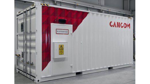 Kurze Lieferzeit: Schlüsselfertige Container-Rechenzentren sind innerhalb weniger Wochen verfügbar.