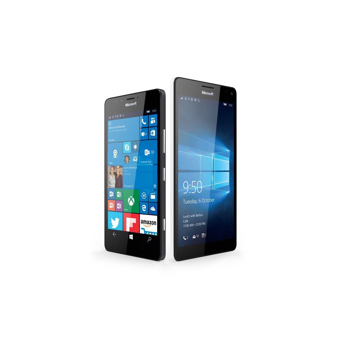 Lumia 950 Und Lumia 950 Xl Erste Smartphones Mit Windows 10 Mobile