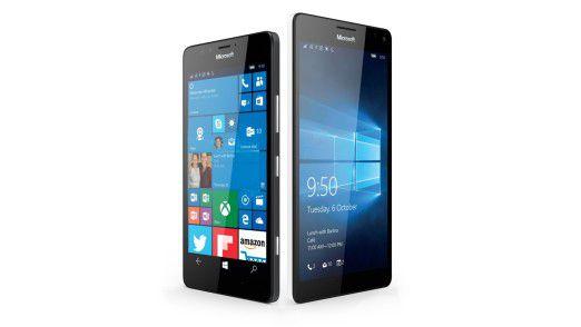 Mit Windows 10 und Wasserkühlung: Lumia 950 und 950 XL