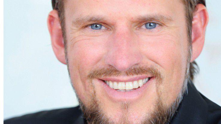 Als Geschäftsführer der Personalberatung Hype arbeitet Frank Rechsteiner zusammen mit SAP-Partnern und IT-Unternehmen an passenden Recruiting-Lösungen.