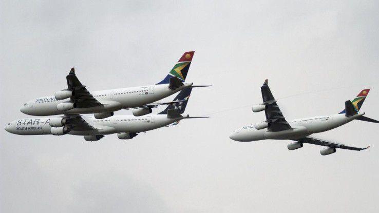 Luftfhartallianzen wie die Star Alliance zeigen, wie internationale, dezentrale Netzwerke funktionieren können.