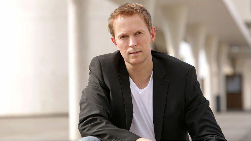 Stefan Vogt ist Gründer des Online-Vermittlerportals reeves.