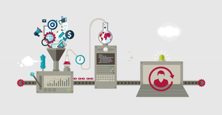 Der Geist in der Maschine: Digitalisierung ist nichts weniger als die größte wirtschaftliche Revolution seit Erfindung der Dampfmaschine.
