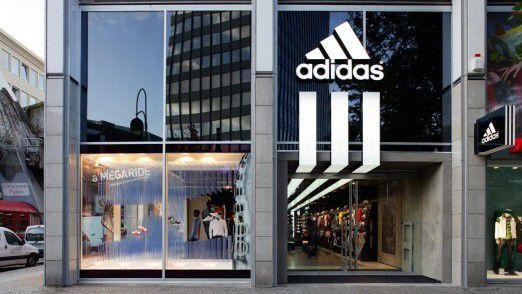Adidas-Mitarbeiter können sich nun nahtlos über verschiedene Standorte hinweg austauschen.