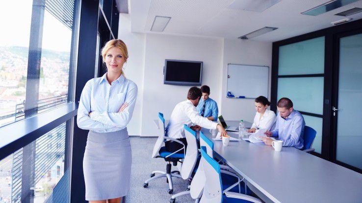 Immer mehr IT-Spezialistinnen suchen ihren beruflichen Erfolg in der Selbstständigkeit.