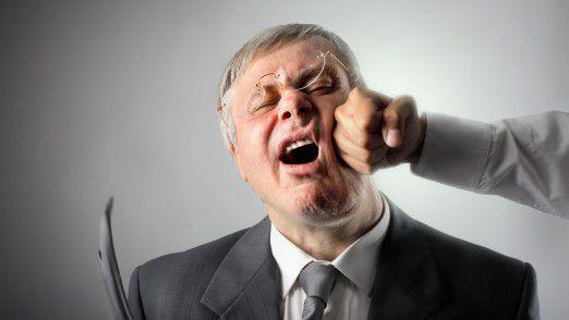 Zu viel Rücksicht auf Mitarbeiter kann zu einem Schlag ins Gesicht des Unternehmers führen.