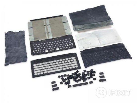 iFixit: Das Apple Smart Keyboard ist irreparabel.
