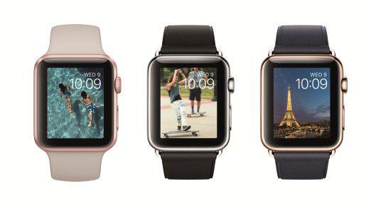 Total digital: Die Apple Watch.