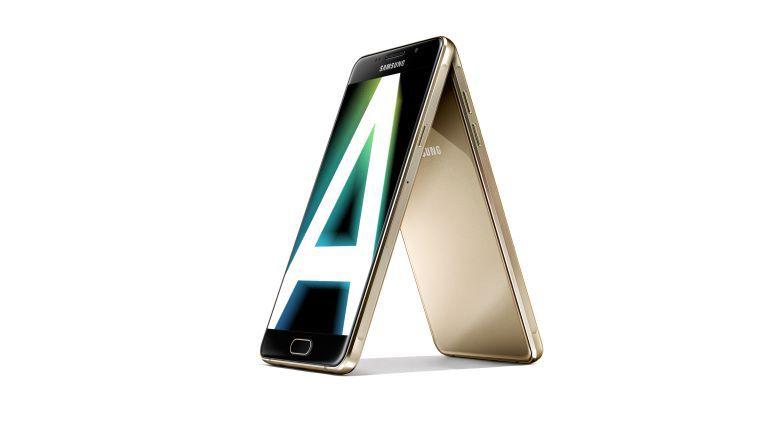 Ersatz Für Galaxy S6 Mini Samsung Stellt Galaxy A3 Und Galaxy A5