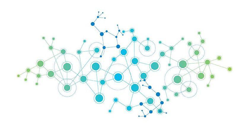 Ein großes Netzwerk von Menschen und Maschinen. In diese Richtung blicken die Analysten.