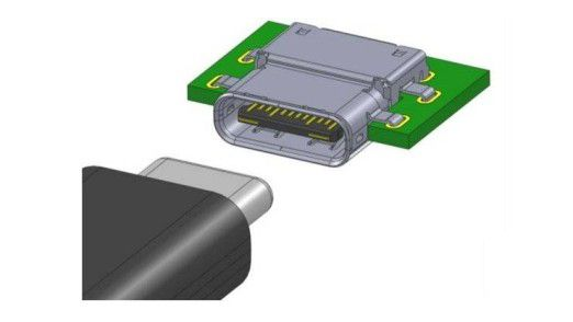 Schont die Buchsen: der universelle USB-Anschluss Typ C