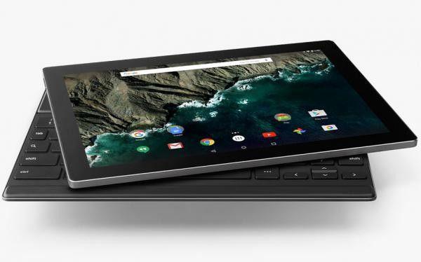 Das Google-Tablet Pixel C