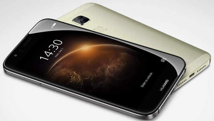 Das Huawei GX8 (ehemals G8)