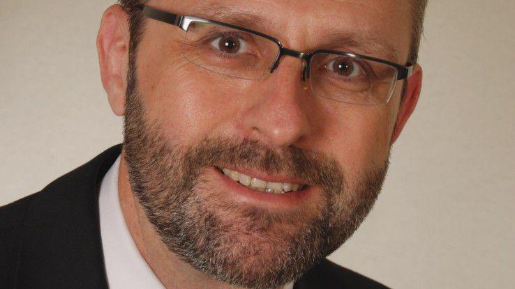 Ralf Grohmann arbeitet bei der Personalberatung HSC.
