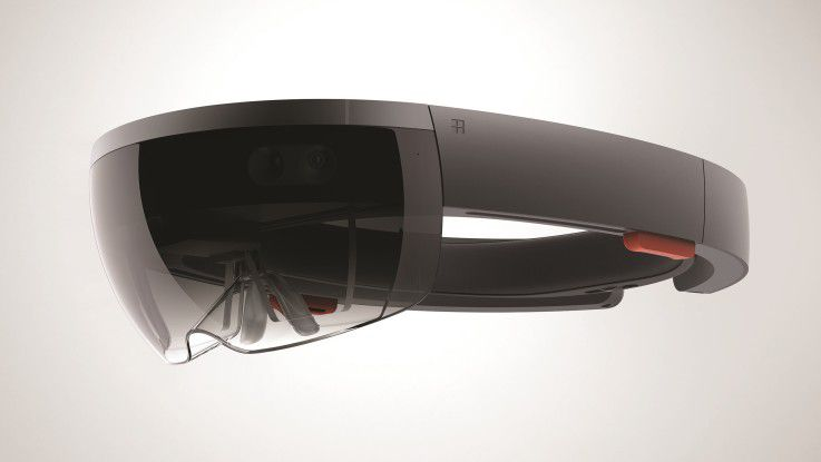 Jetzt im Microsoft-Store zu bestellen: Die Mixed-Reality-Brille Hololens