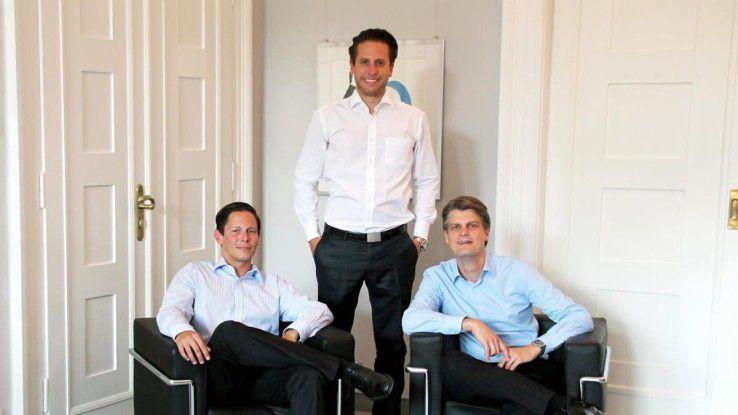 Das Unfallhelden-Team, bestehend aus Christopher Eckart, Marc-Oliver Eckart und Sebastian Wemhöner (v.l.), hat es sich zum Ziel gesetzt, in allen Belangen der Unfallabwicklung schnelle Hilfe und kompetente Betreuung zu leisten, unabhängig von jeglichen Versicherungsunternehmen.