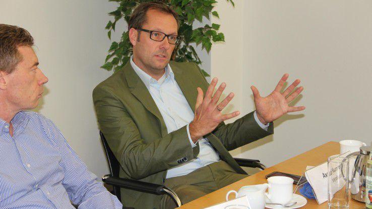 """Axel Kummer, Metafinanz: """"Die Digitalisierung hat hier bisher noch wenig verändert. Viele sind noch im Labormodus, beobachten und probieren viel."""""""