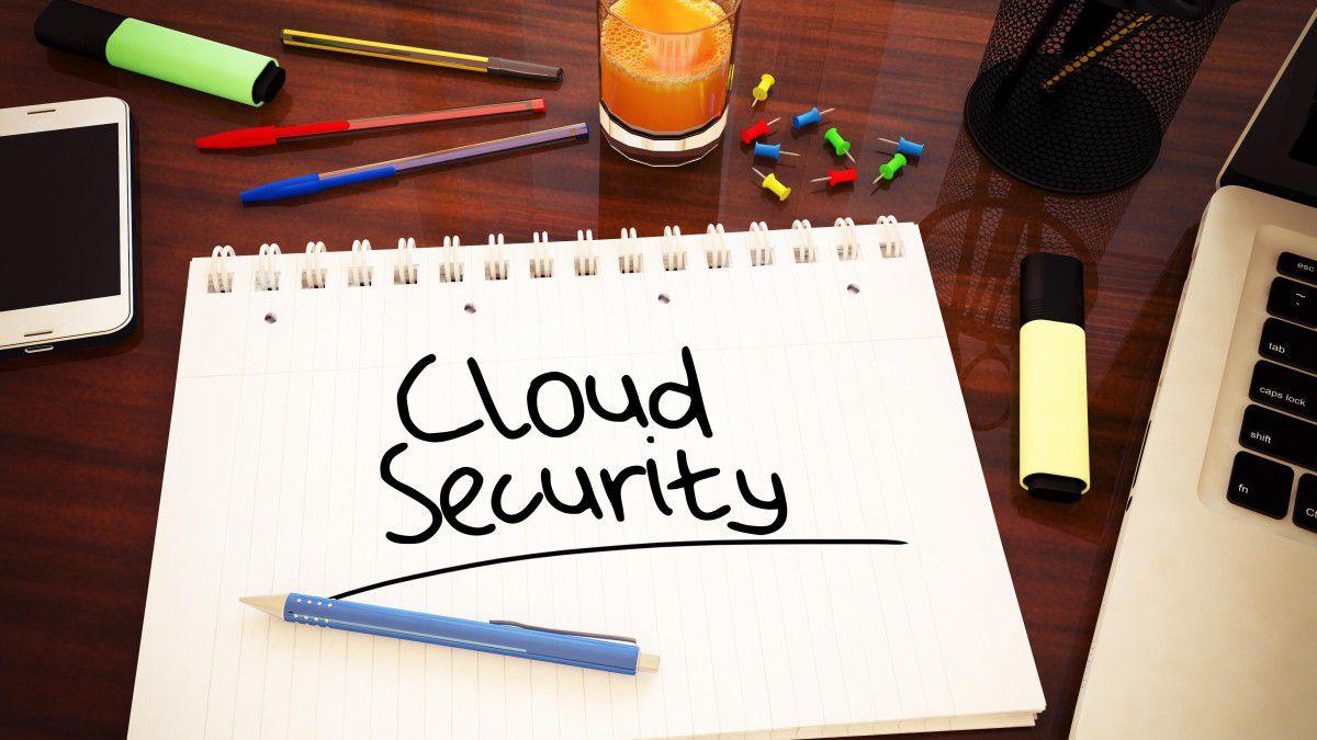 Cloud Access Security Broker CASB Check Points Zwischen Nutzer Und