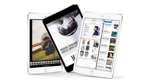 Unter den Teilnehmern der Studie verlosen wir ein iPad Mini 4.