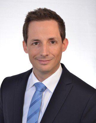 Christoph Kull, Geschäftsführer Workday Deutschland, ist sicher: Workday könnte schon profitabel sein...