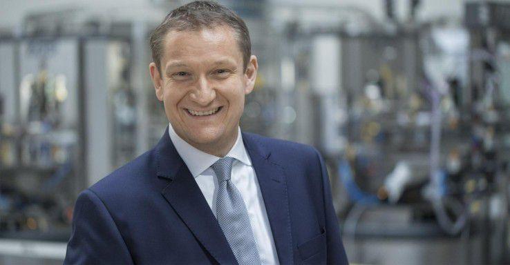 Christian Niederhagemann ist CIO beim Anlagenbauer KHS.