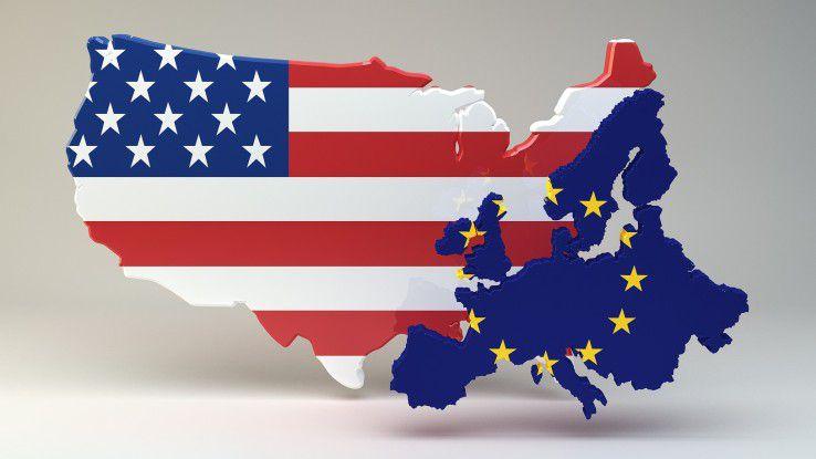Datenschutzabkommen zwischen den USA und Europa - eine neverending story.