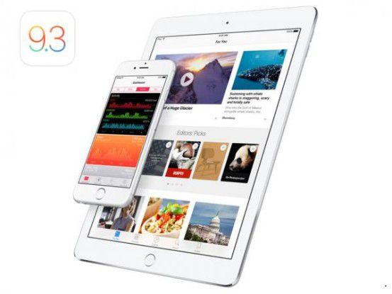 Das Apple-Update iOS 9.3 bringt neben weiteren Funktionen auch neue Probleme.