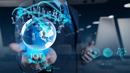 Lediglich 5 Prozent der IoT-Daten werden sinnvoll weiterverarbeitet.