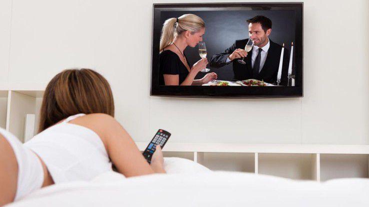 Binge Watching gehört bei vielen Nutzern von Streaming-Diensten zum guten Ton. Gemeint sind damit stundenlange Serien-Marathons.