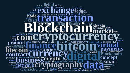 Die Blockchain-Technologie kann als Grundlage für unterschiedliche Anwendungen dienen.