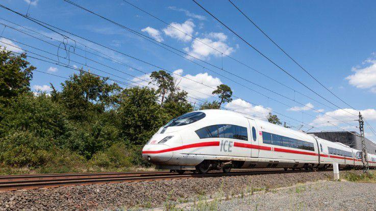 Deutsche Bahn springt auf den ownCloud-Zug