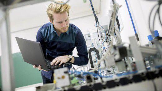Mit insgesamt 1,35 Millionen Erwerbstätigen im Jahr 2017 ist der Maschinen- und Anlagenbau Deutschlands größter Industriearbeitgeber.